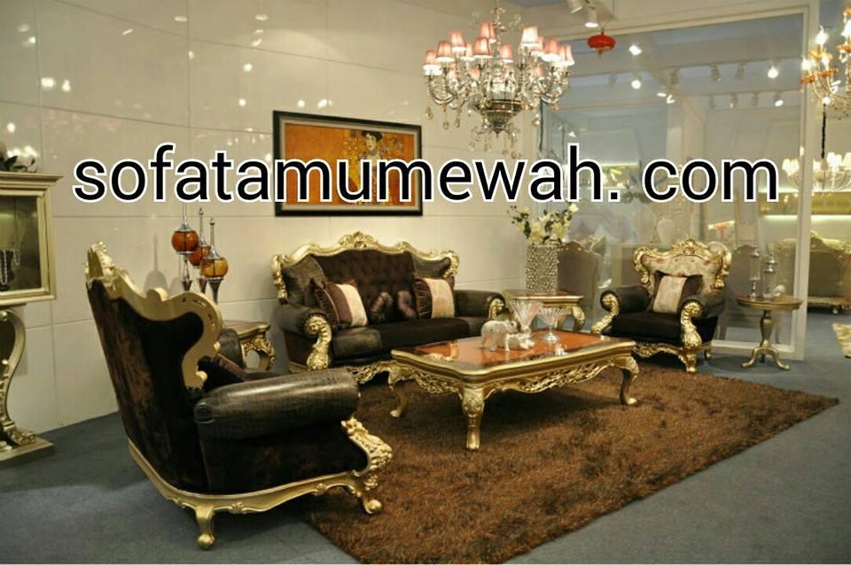 Set Sofa Tamu Elegan Jual Set Ruang Tamu Sofa Tamu Mewah