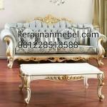 Sofa tamu ukiran