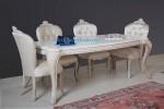 Set kursi meja makan duco mewah