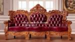 Sofa Mewah Jati Royal Bintang lima