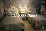 Set kamar Tidur Ukiran Mewah Klasik