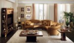 Sofa Mewah Sudut Ruang Tamu Ukiran