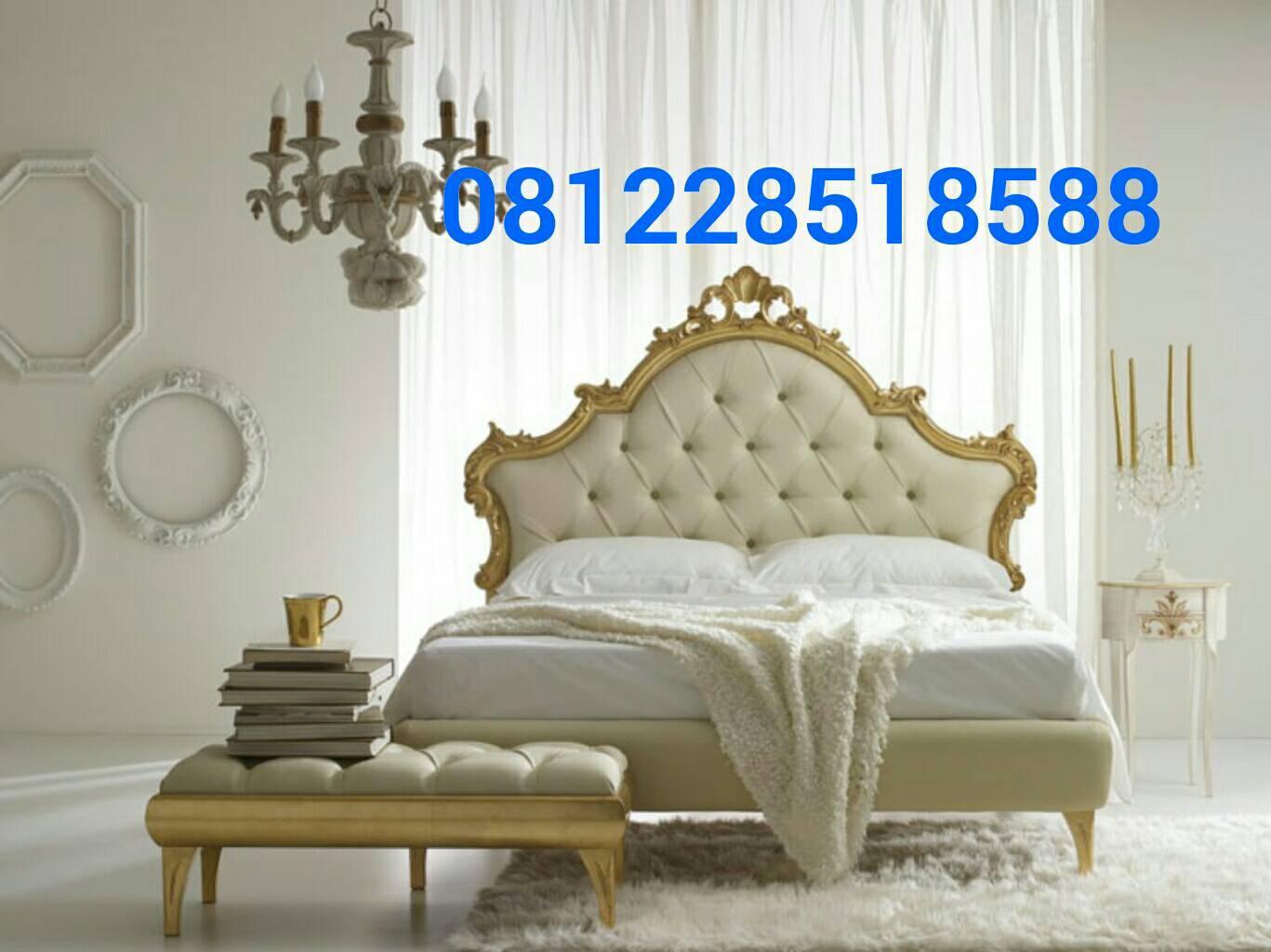 kamar set mewah ukiran kualitas super mewah harga murah