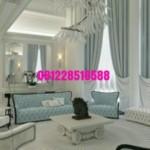 Set Kursi Tamu Sofa Mewah Minimalis Terbaru