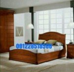 Tempat Tidur Jati Minimalis Mewah