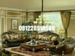 Set Kursi Tamu Mewah Sofa Ukiran Waldorf