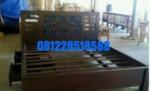 Tempat Tidur Jati Minimalis Sorong