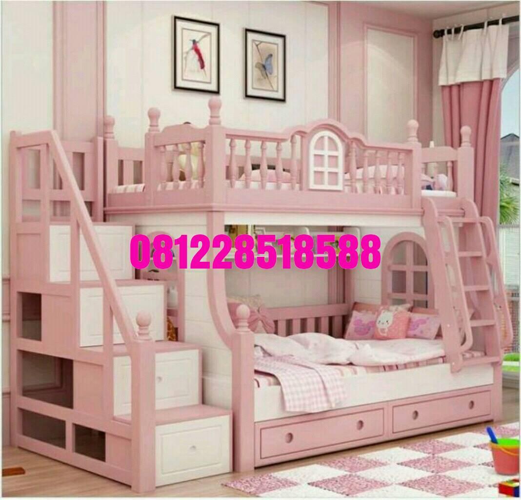 set kamar tidur ukiran