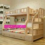 Tempat Tidur Anak Tingkat Terbaru
