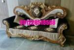 Sofa Mewah Klasik Ukiran