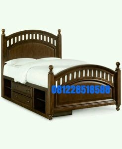 Tempat Tidur Anak Jati Minimalis Klasik