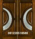 Pintu Utama Jati Mewah