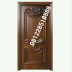Pintu Kusen Kamar Ukiran Jati