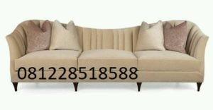 Sofa Tamu Mewah Model Minimalis