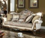 Sofa Tamu Ukiran Mewah Klasik