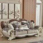 Sofa Tamu Duco mewah Ukiran